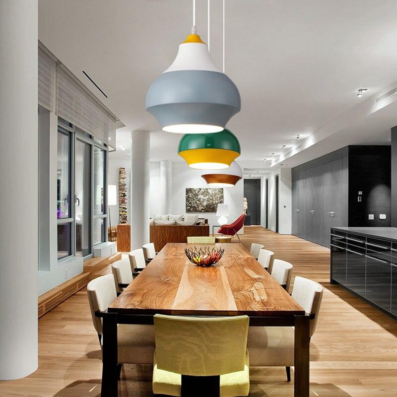 Modern Nordic Pendant Light Indoor Hanging Drop Light Contemporary Suspension Pendant Lamp Restaurant Dining Pendant Light (13)