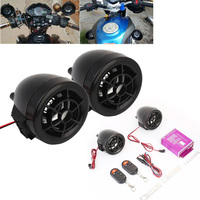 Vehemo Motorcycle Audio Music Player MP3 Speaker Anti Theft Alarm Support FM USB SD AUX Navigation