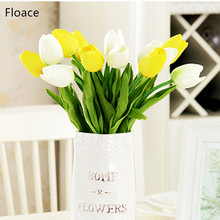 Artificial Flowers Tulip Home