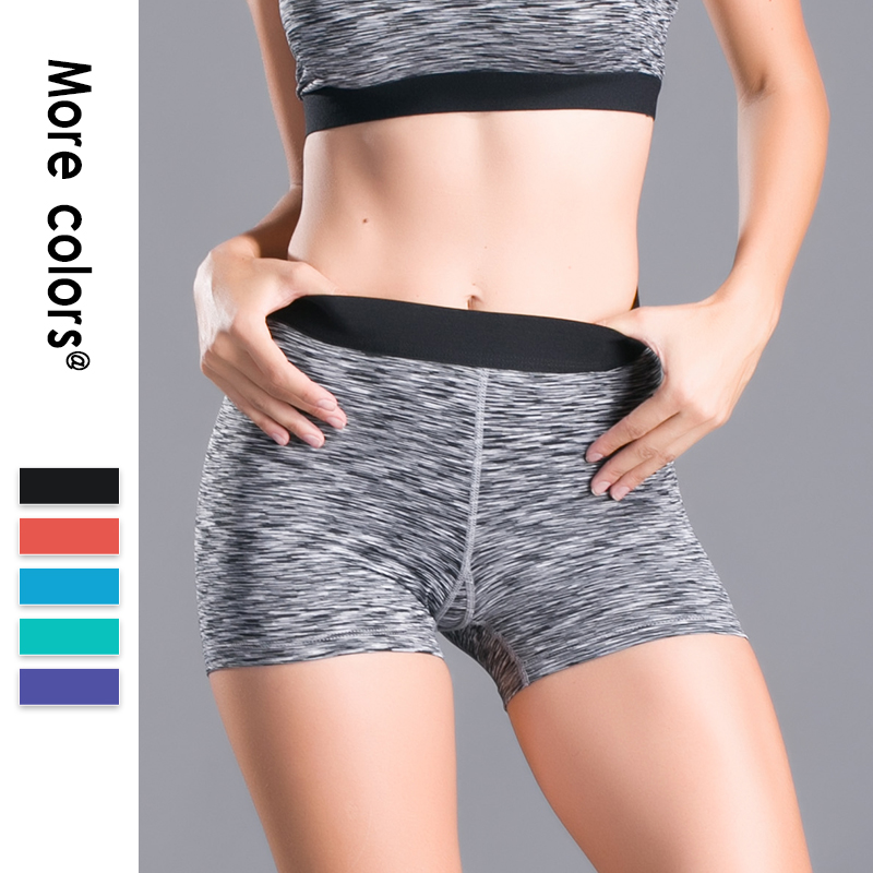 Fitness Kleding Vrouwen Patchwork Sport Gym Workout Tailleband Skinny Yoga Korte Sportkleding Legging Yoga Gym Mujer Running Sport Verpakking Van Genomineerd Merk