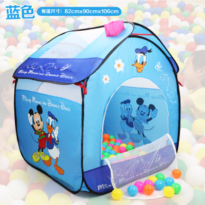 Baby Playpen Children Kid Ocean Ball Pit Pool In Outdoor Kids Hut Pool Play Tent Safety Mesh Baby Play Yard Baby Playpen foldable baby playing house toys storage tents pool tube teepee 3pcs pop up children play tunnel tent kid ocean ball toy 985 q40