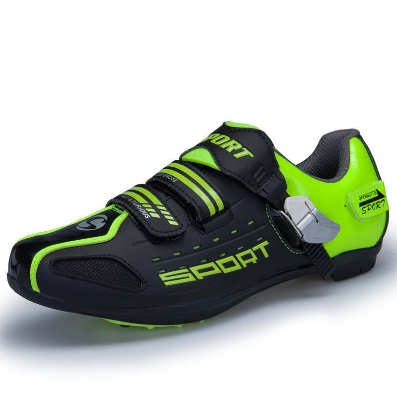 Mens Riding Cycling Shoes Road Breathable Bicycle Mtb Shoes Women Self Locking Athletic Racing Sneakers Bike