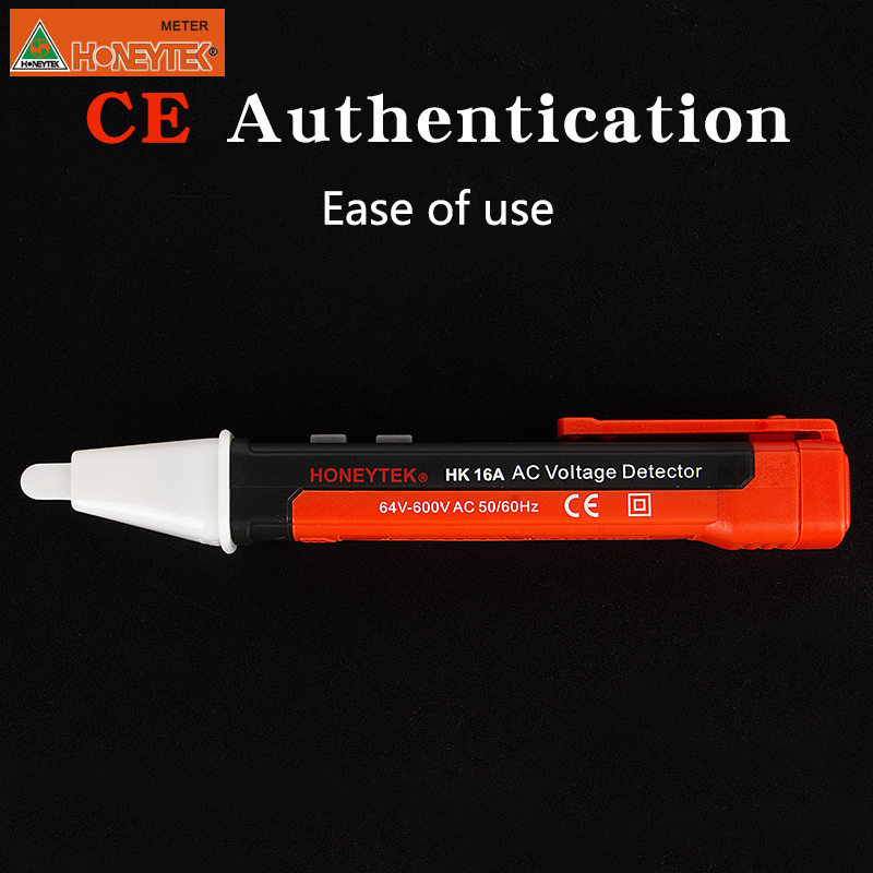 Professional Non Contact AC Voltage Detector in Pen Type useful for Electrician with Auto Power off Feature 9