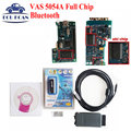 Quality A+++ Full Chip VAS 5054A With OKI Chip Vas5054a ODIS 3.03 Bluetooth Vas5054 Support UDS Protocol DHL Free Shipping