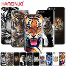 HAMEINUO animal tiger Cover Case for Xiaomi Mi 3 4 5 5S 5C 5X 6 Mi3