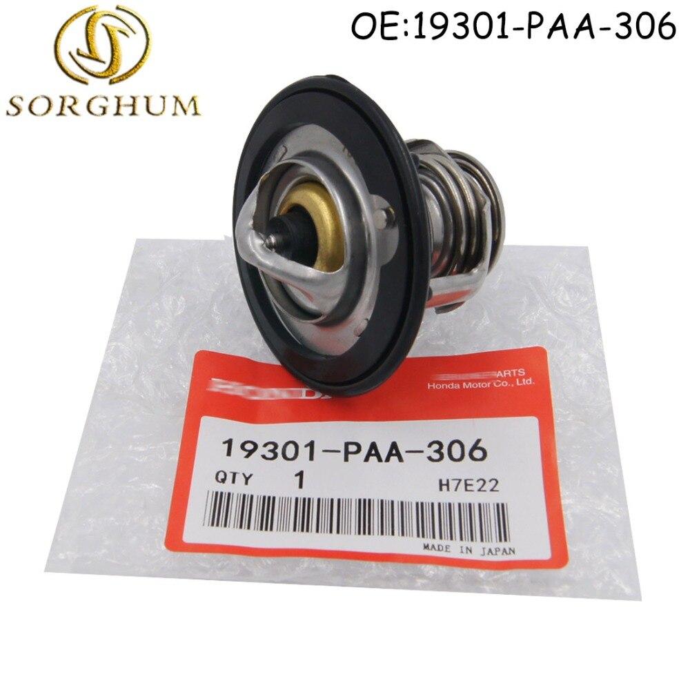 חדש מנוע קירור קירור טרמוסטט אטם עבור הונדה אקורד 1990-2002 סיוויק CR-V אודיסיאה 19301-P08-316 19301-PAA-306