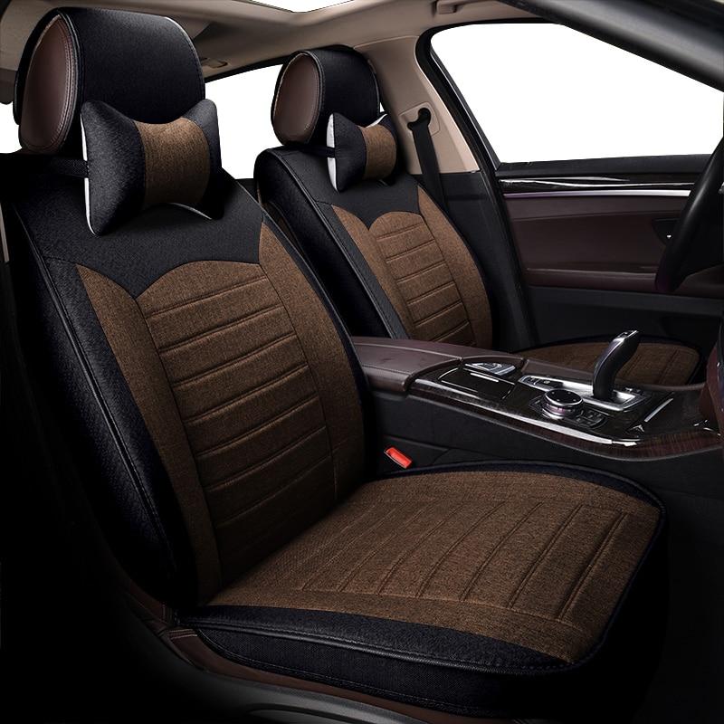 CAR TRAVEL car Seat <font><b>Covers</b></font> for volvo s60 geely emgrand x7 skoda octavia a5 rapid suzuki liana vw passat b5 chrysler voyager audi