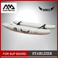 Надувной stablizer stand up paddle доска sup серфинг аксессуар для доски Новый плеер детская доска крылья ISUP учебное колесо Набор B03022