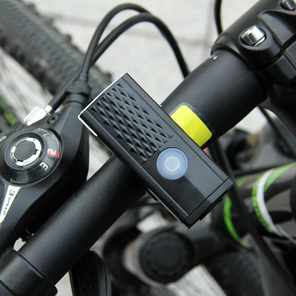 3Pcs USB Rechargeable LED Mountain Bicycle Bike Front Rear Tail Light Waterproof