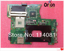 For asus notebook motherboard P42F / K42F system main board 100% Tested ok Free shipping