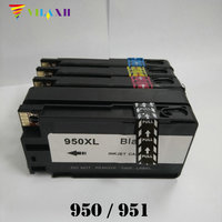 950xl Ink Cartridge 950 951 Xl For HP Officejet Pro 8100 8600 8620 8630 276dw 8640