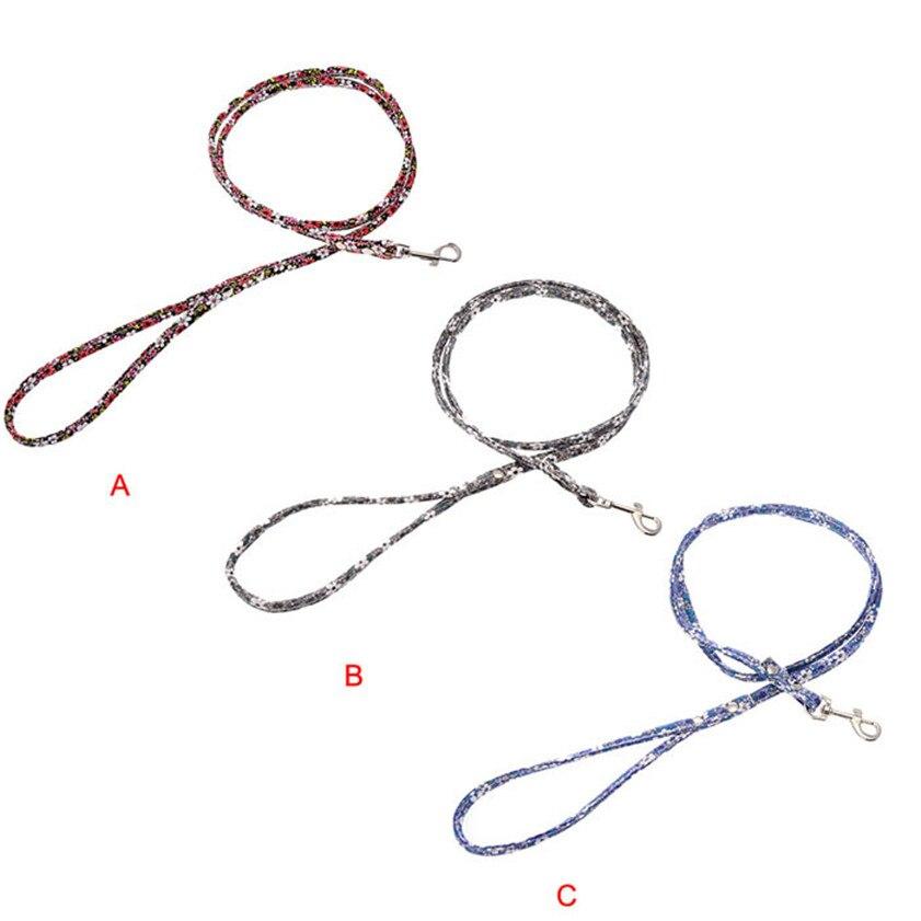 Productos Para Mascotas de alta Calidad Perro Acarreo Cable Cables Collares Para