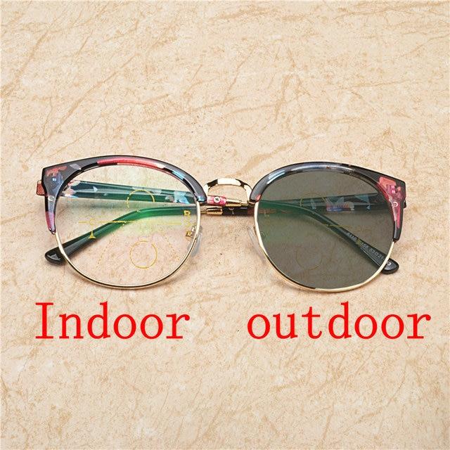 De Fotocromáticos Multifocales Gafas Sol Transición Progresiva 0kXnOP8w