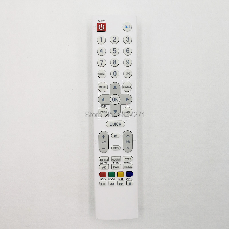 original remote control model HOF17A024GPD8 for toshiba lcd tv