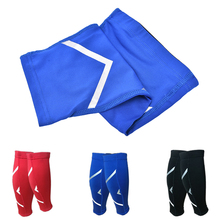 JETTING Men Women Compression Cycling Legwarmers Sport Safety Running Legging Basketball Soccer Leg Warmers Tights Sportswear(China)