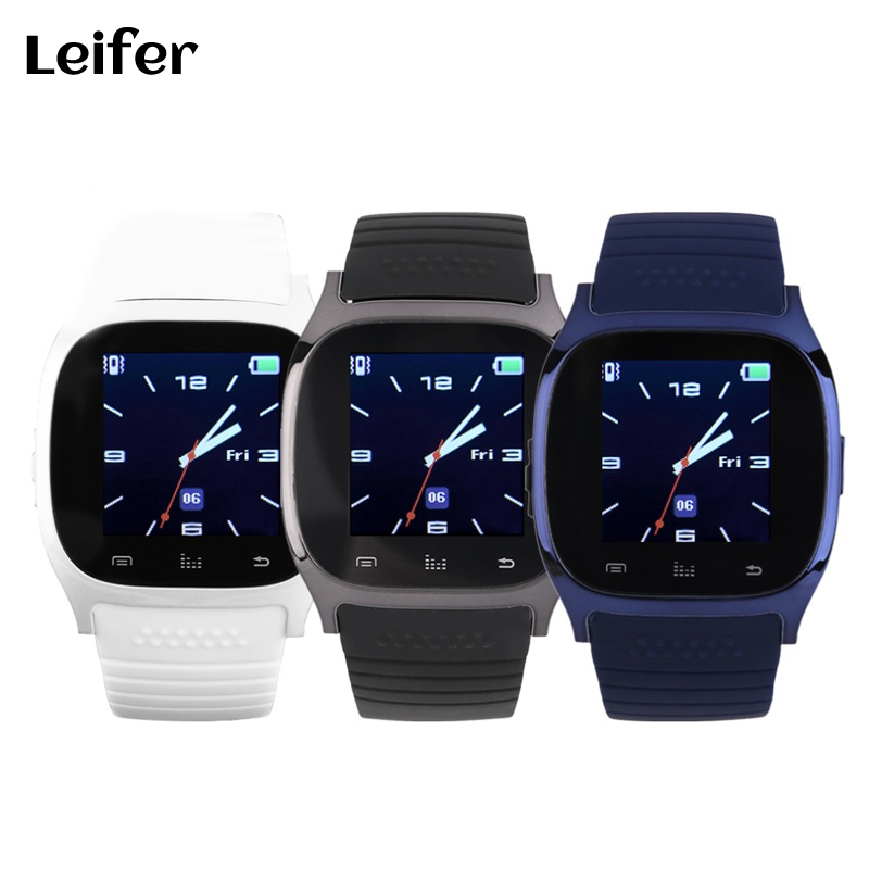 Smartwatch M26 Bluetooth Smart Watch Wearable Devices for ...
