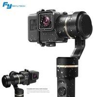 Original FEIYU G5 3 Axis Omnidirectional Hand Held Stabilizer PTZ for GoPro HERO 5 4 Xiaomi yi 4 k SJ AEE Action Camera