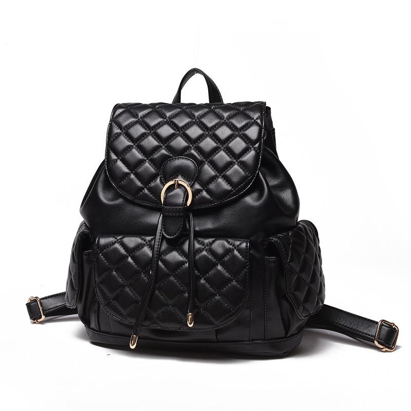 Designer leather drawstring bag – Trend models of bags photo blog