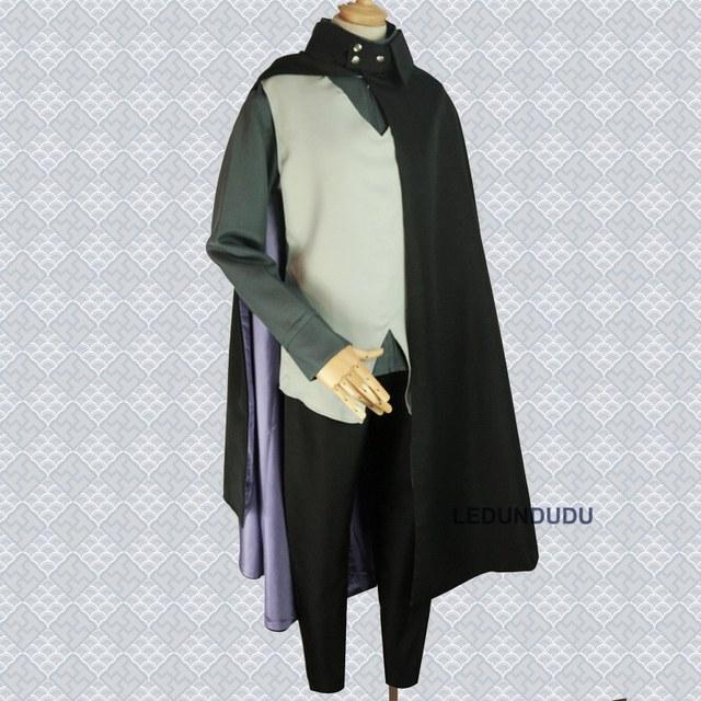 Naruto The Movie Uchiha Sasuke Cosplay Costumes