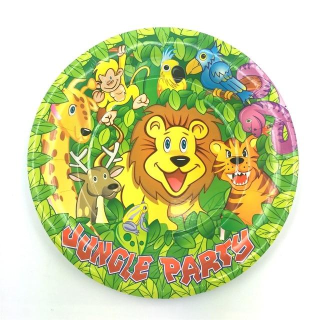 6pcs Paper Plate 9inch Diameter 22.8cm The Lion King Child Baby Shower birthday printing round  sc 1 st  AliExpress.com & 6pcs Paper Plate 9inch Diameter 22.8cm The Lion King Child Baby ...
