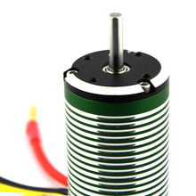 X-Team RC model accessories XTI4068 4-Poles Inrunner Brushless DC Motor for 1/8 car and boat and 90 edf