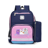 Children Backpacks for Girls boys waterproof Kids School Bags Backpack Schoolbag Mochila Bookbag cartoon Kids Baby Bags Satchel