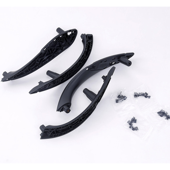 never sticky durable  car accessories interior door handle parts for bmw f30 f31 f33  door handle replacement