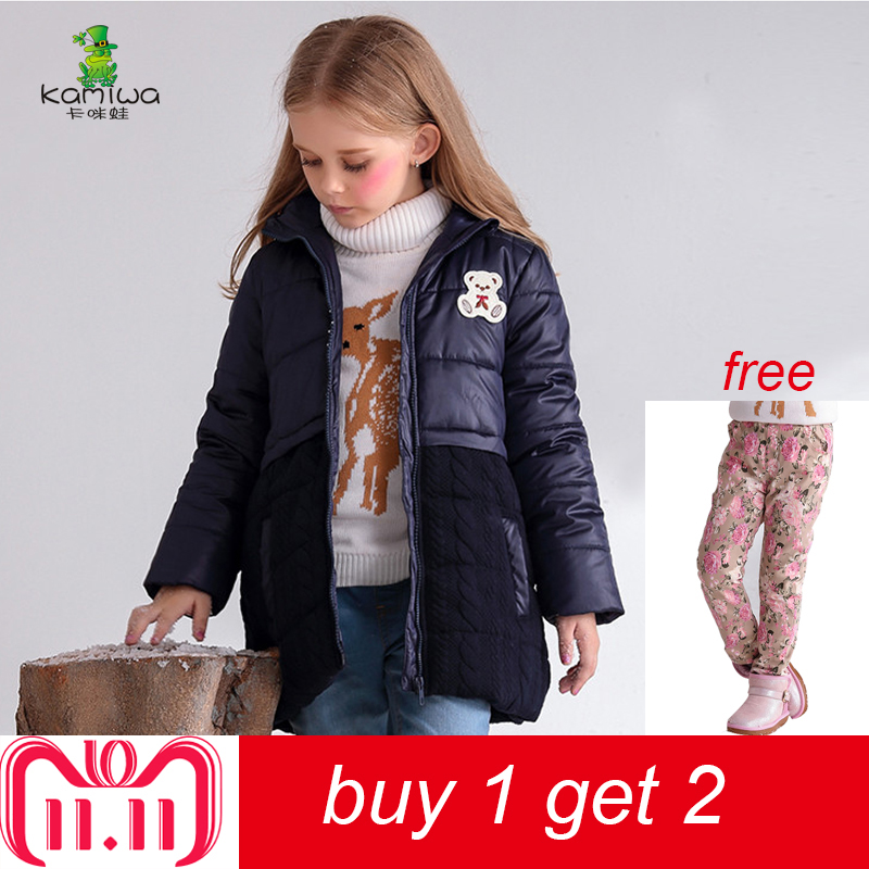 Girls Winter Coats And Jackets 2018 Giraffe Kids Outwear Down Jacket Girls Clothes Parkas Children Baby Girls Clothing down coat fur hooded girls winter coats and jackets outwear warm long down jacket kids girls clothes children parkas baby girls clothing