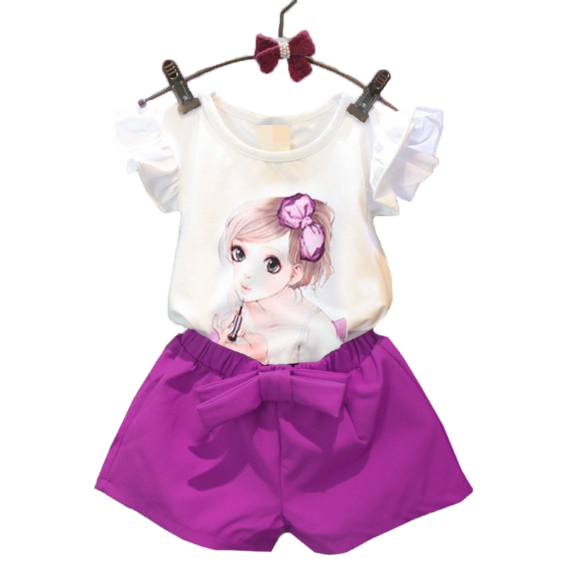 Children's Summer Suit For Girls 4 Girls 5 Summer Dress 6 Baby 7 Princess 8 Dress 9 Year Old Female Children's Clothing Korean