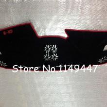 Для Левый Руль! черный Приборной Панели Крышки Dashmat Pad Козырек От Солнца Крышка Приборной Доске 1 шт. Для Mazda CX-5 2013-2016