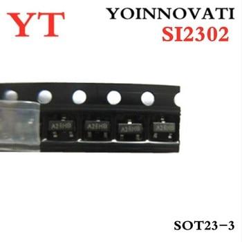 3000pcs/lot SI2302DS A2SHB SI2302 SOT23 IC Best quality 5 pieces lot mp1495dj sot23 8