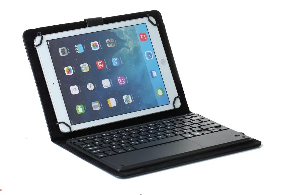 2015 High Quality touch panel <font><b>keyboard</b></font> pu case for <font><b>voyo</b></font> x7 tablet Colorfly g808 keyboar Colorfly g808 case <font><b>keyboard</b></font> image