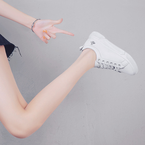 Image 5 - JZZDDOWN damskie Chunky trampki moda damska buty na koturnie Lace Up różowy kobiet trenerów tata buty Bambas Plataforma Mujer