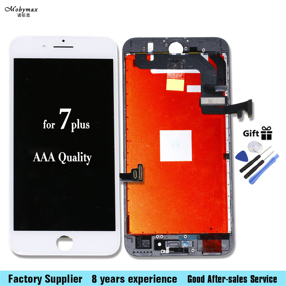 For iPhone 7 Plus New 5.5 inch LCD Display Screen with 3D Touch Screen Digitizer Assembly