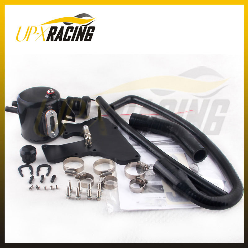 universal Oil Catch Can Kit Oil catch tank kits For VAG 2 0TFSI Engines fuel tank