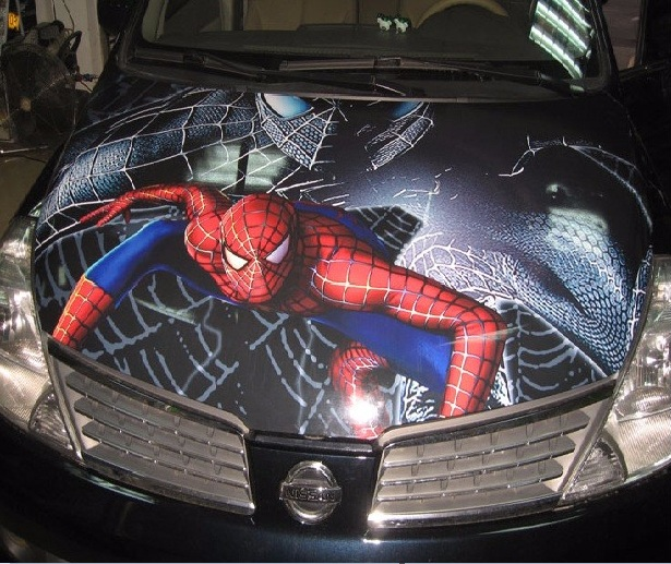 Online Get Cheap Custom Car Designs Aliexpresscom Alibaba Group - Custom vinyl car hood decals