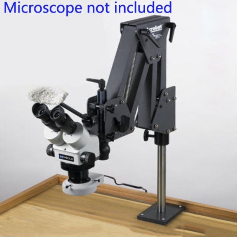 New Multi-directional Microscope Stand Jewelry Inlaid Stand For Micro-settingNew Multi-directional Microscope Stand Jewelry Inlaid Stand For Micro-setting
