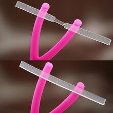 Новое поступление 50 шт. невидимая волокнистая Двухсторонняя клейкая наклейка для век s технические ленты для глаз инструменты волоконная Волшебная наклейка для глаз