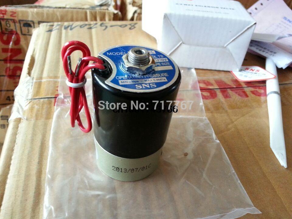 где купить 2 position 3 ways Solenoid Valve  Q22XD-2L 1/8''BSPT 220V 380V 110V DC24V DC12V magnetical valve electromagnetic valve дешево