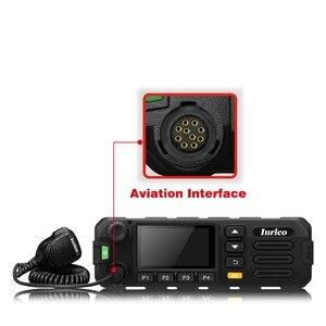 Image 3 - TM 8 mobil araç radyo 3G WCDMA GSM PTT mobil radyo araba kamyon için SIM kart ve WiFi ile TM 8 iki yönlü telsiz