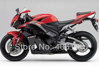 Hot Sales,Latest Fairings Kit For Honda F5 CBR600RR 2009 2010 2011 2012 Red Black ABS Motorcycle Fairings (Injection molding)