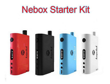 100%เดิมKanger Neboxชุดเริ่มต้นKanger Neboxบุหรี่อิเล็กทรอนิกส์60วัตต์Kangertech Nebox TCกล่องสมัยvape