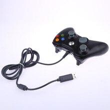 USB Проводной Джойстик Геймпад Для Xbox 360 для ПК Windows7 Joyst Игры Игрового Контроллера