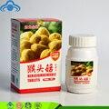 3 Garrafas Hericium Cogumelo Ganho de Peso Pílulas Naturais Pílulas Para Aumentar O Ganho de Peso Corporal Rápido Pílula