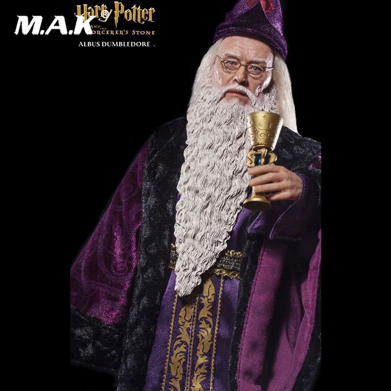 Star Ace 1/6 Harry Potter Sorcerer's Stone Albus Dumbledore Figure Common Ver. star ace 1 6 harry potter hermione granger emma watson collectible action figure doll