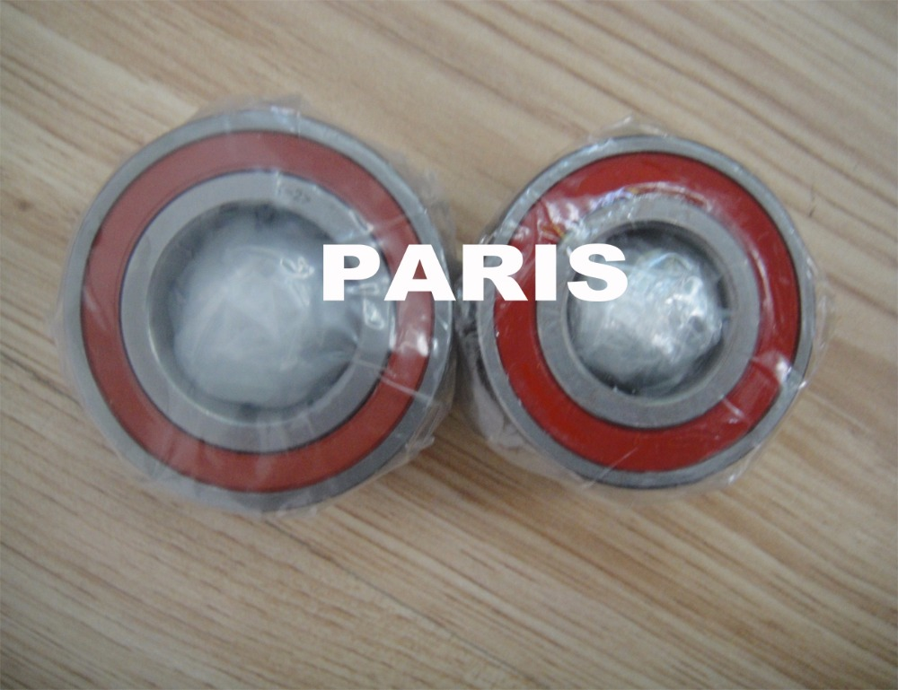 Фотография sealed bearings for 2.2KW water cooling spindle 2 pieces 7005 and 2 piece 6002