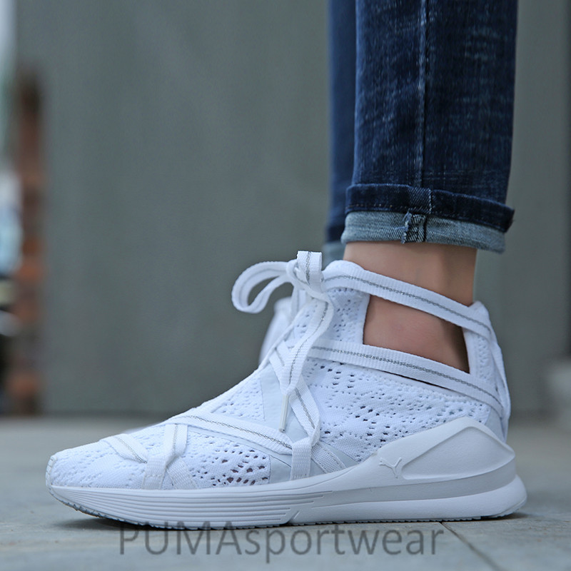 2018 Original PUMA FIERCE ROPE EP Women s Sneakers Badminton Shoes Size36-41 34038aa1a