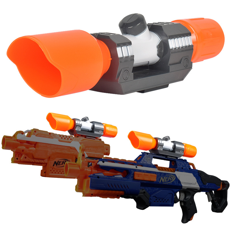 Tactical Toy Gun Modified Part Component for Nerf N strike Series Blasters Kid Gun Toys Outdoor Fun For Nerf Gun Modification in Toy Guns from Toys Hobbies