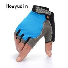 Howyudin 1Pair libisemisvastased kalapüügikindad Hingatavad kindad kalapüügikindad Pool sõrme eldiven luva guantes luva pesca kalapüük