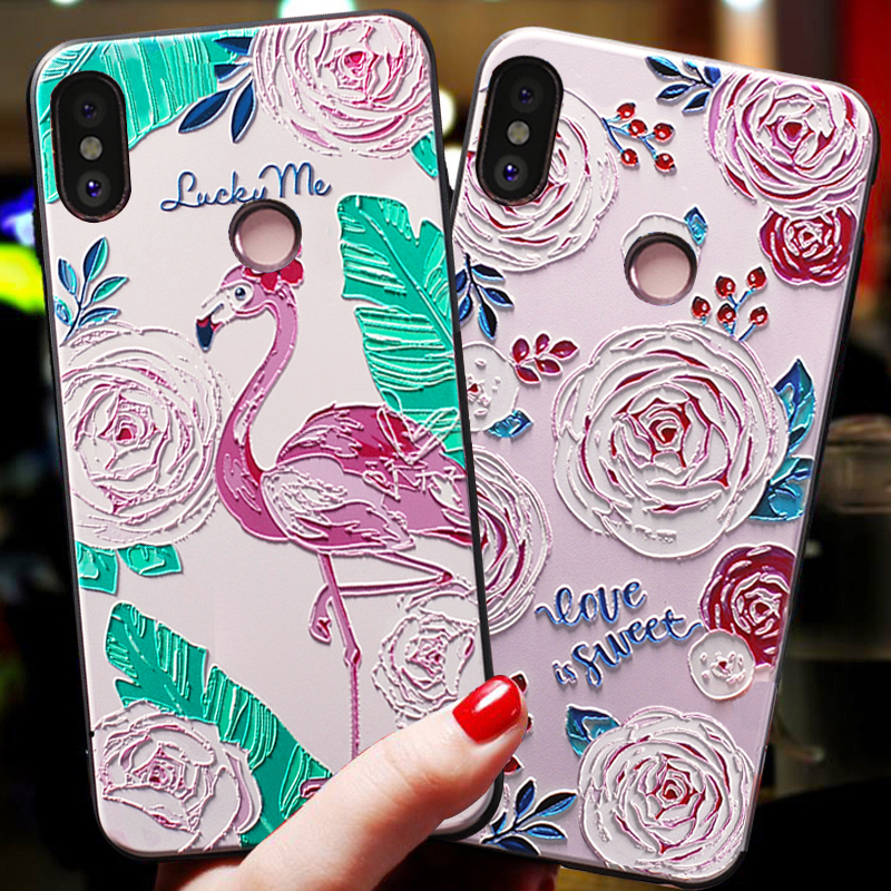 YonLinTan 3D Phone coque,cover,case For Xiaomi Mi Max 3 2 Max3 Max2 on xiomi Silicone luxury Silicon Original 360 back cases